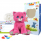 "Blush the Pink Kitty 8"" Animal Kit"