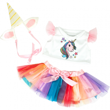 "Unicorn 16"" Outfit"