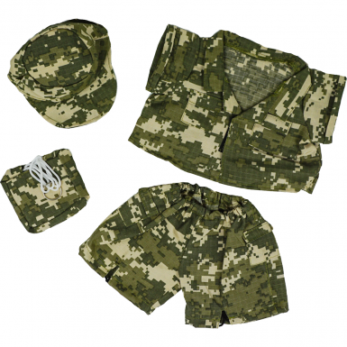 """Combat Kit 16"""" Outfit"""