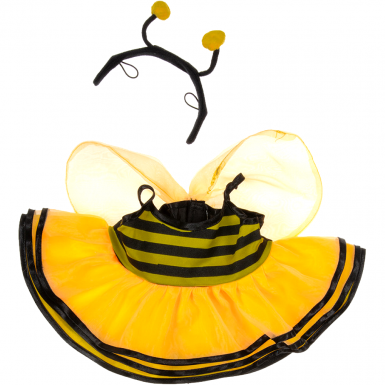 """Fairy Bumble Bee 16"""" Outfit"""