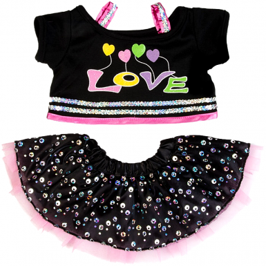 """Love Summer 16"""" Outfit"""