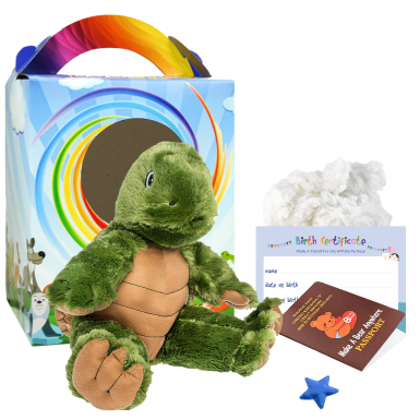 """Tommy Turtle 16"""" Travel Ted"""