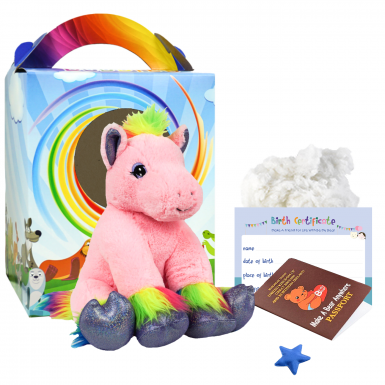 "Princess the Pink Pony 16"" Travel Ted"