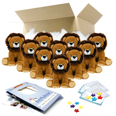 "Sir Roaralot Lion 16"" Party Pack"
