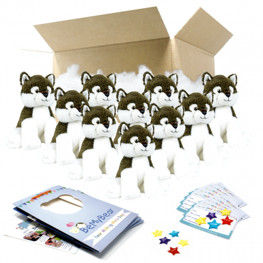 """Wiley Wolf 16"""" Party Pack"""