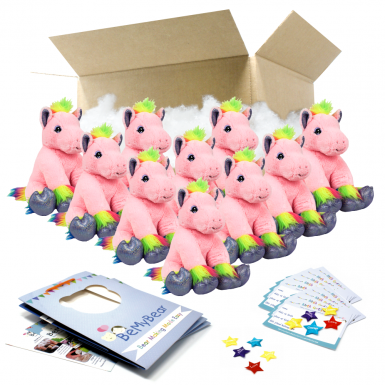 """Princess the Pink Pony 16"""" Party Pack"""
