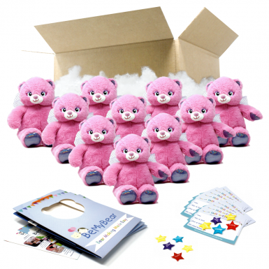 "Angel Bear 16"" Party Pack"