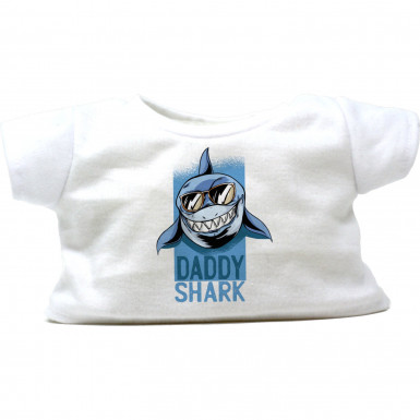 "Daddy Shark 8"" T-Shirt"