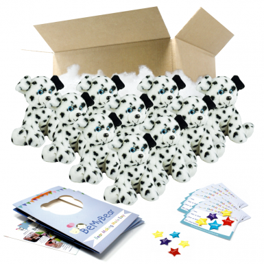 "Dalmatian 16"" Party Pack"