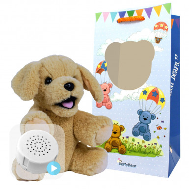 "Floss Lab 8"" Baby Heartbeat Bear"