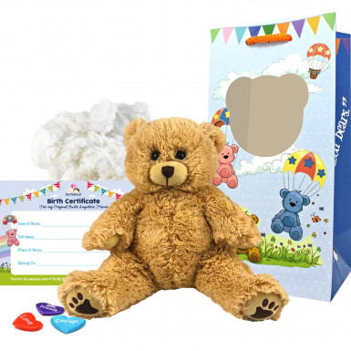"Charlie Bear 8"" Bear Kit"