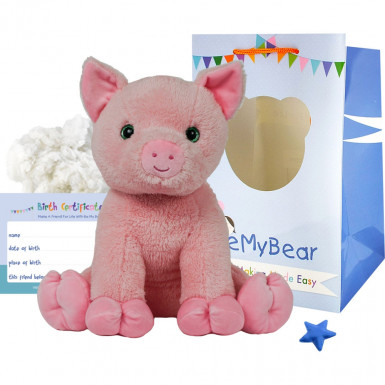 "Percy Pig 16"" Animal Kit"