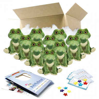 "Snappy Croc 16"" Party Pack"