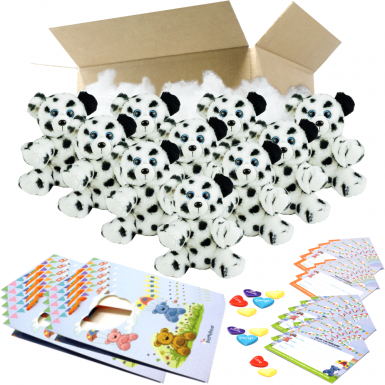 """Spot the Dalmatian 8"""" Party Pack"""