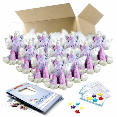 "Stardust Unicorn 16"" Party Pack"