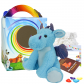 "Magic The Dragon 16"" Travel Ted"