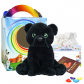 "Black Panther 16"" Travel Ted"
