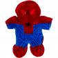 """Spiderbear 16"""" Outfit"""