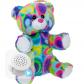 "Kaleidoscope 8"" Baby Heartbeat Bear"