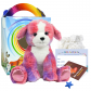 """Peaches Puppy 16"""" Travel Ted"""