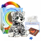 """Storm Snow Leopard 16"""" Travel Ted"""