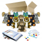 """Jungle 8"""" Party Pack"""