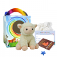 "Little Lamb 8"" Travel Ted"