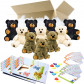 "Bear 8"" Party Pack"