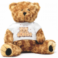 "Cuddling Teddy Bears 16"" T-Shirt"