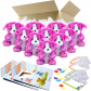 """Peaches Puppy 8"""" Party Pack"""