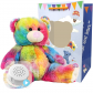 "Rainbow 16"" Baby Heartbeat Bear"