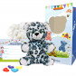 "Eira Snow Leopard 8"" Animal Kit"