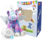 "Stardust Unicorn 16"" Baby Heartbeat Bear"