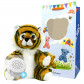 "Tiger 8"" Baby Heartbeat Bear"