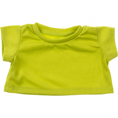 "Lime Green 16"" T-Shirt"