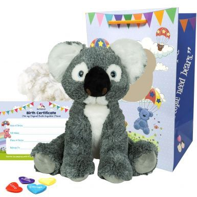 """Tricky The Triceratops 8"""" Message Bear"""
