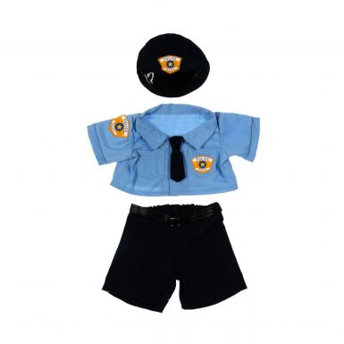 "Police 16"" Outfit"