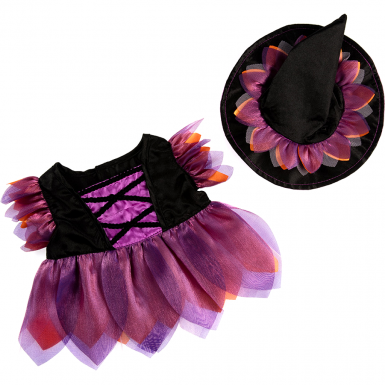 "Halloween Witch 16"" Outfit"