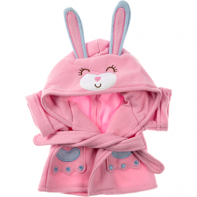"Bunny Bath Robe 16"" Outfit"