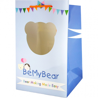 "16"" Carry Bag (Be My Bear)"