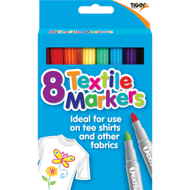 Fabric Pens (8 Pack)