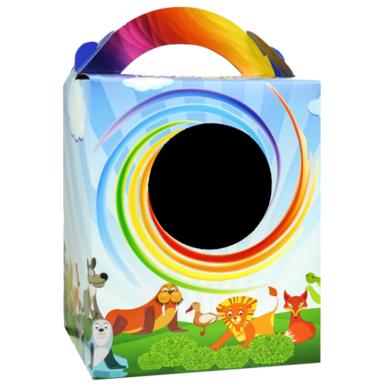 "8"" Bears & Buddies Carry Box"
