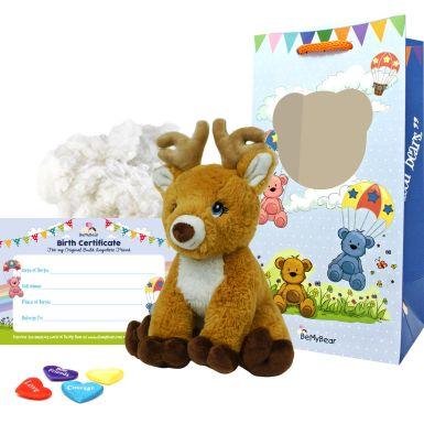 "Brown Reindeer 8"" Animal Kit"
