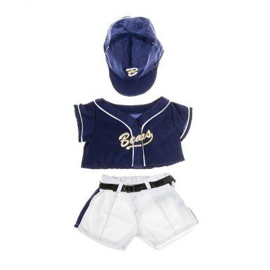 "Baseball Uniform 16"" Outfit"
