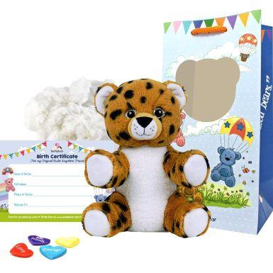 """Cheetah 8"""" Animal Kit"""