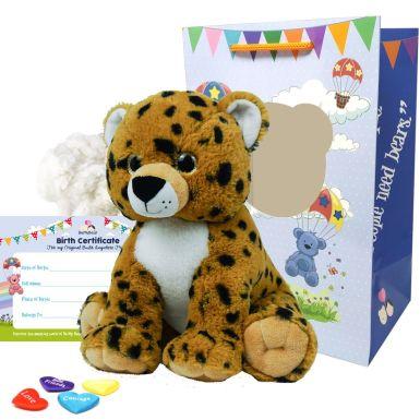 """Cheetah 16"""" Animal Kit"""
