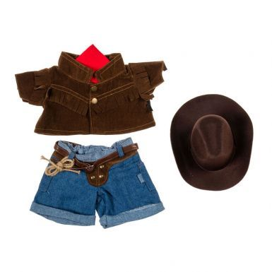 "Cowboy 16"" Outfit"