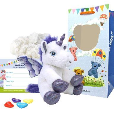 """Crystal Unicorn 8"""" Mythical Kit"""
