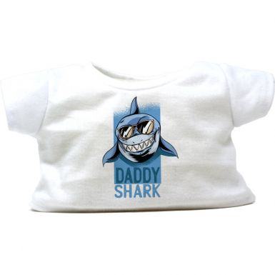 "Daddy Shark 16"" T-Shirt"