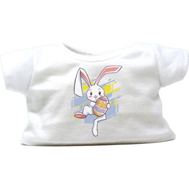"""Easter Rabbit 8"""" Easter T-Shirt"""